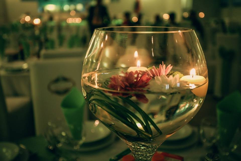 Cvjetne dekoraciej Dona